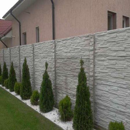 Gard beton pret